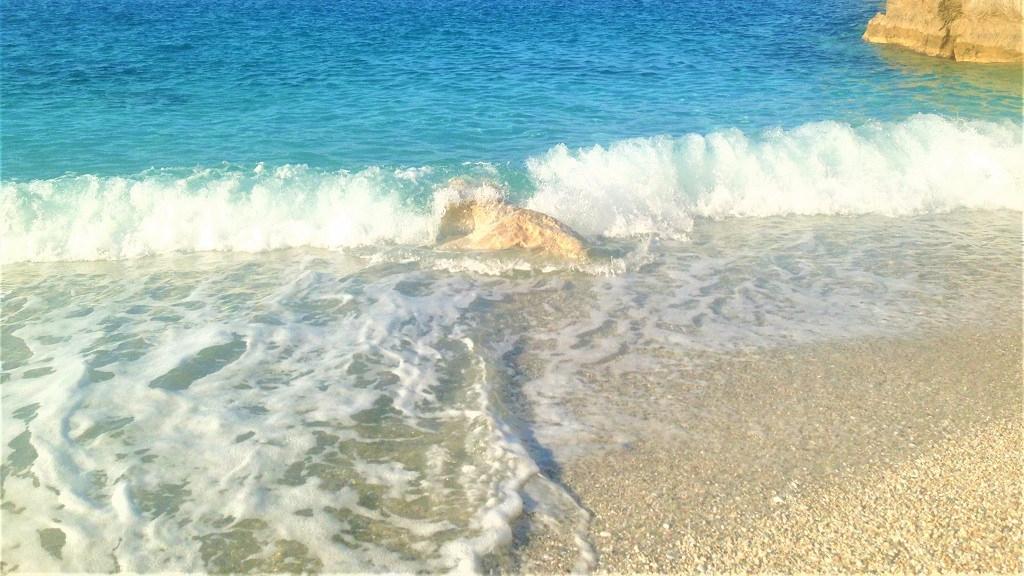plaja Limnionas Pelion