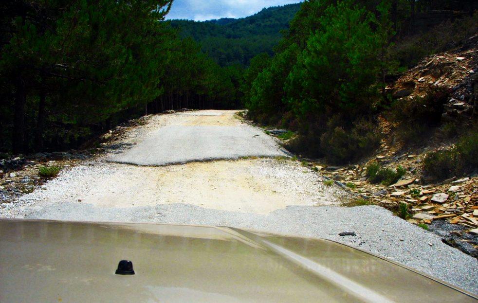 Thassos-off-road