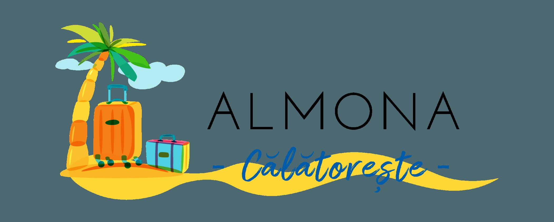Almona călătorește