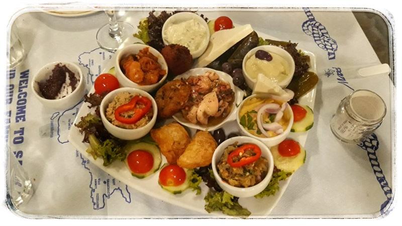 Mezedes Taverna Maritsa Pythagorio
