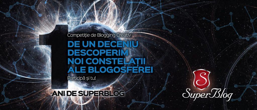 competiția SuperBlog