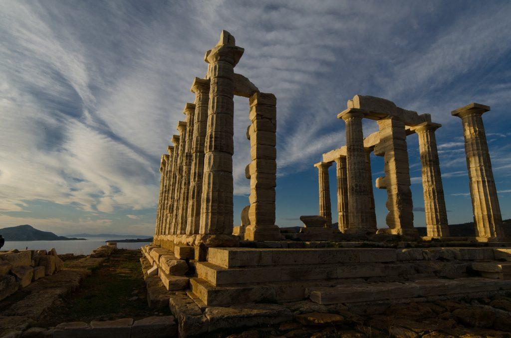 Templul lui Poseidon Cap Sunion