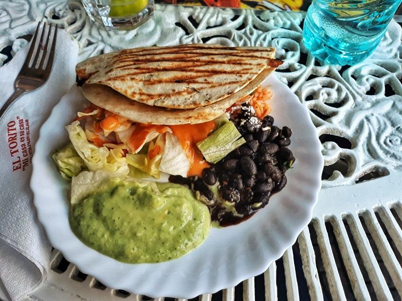 Arome mexicane la Taqueria El Torito