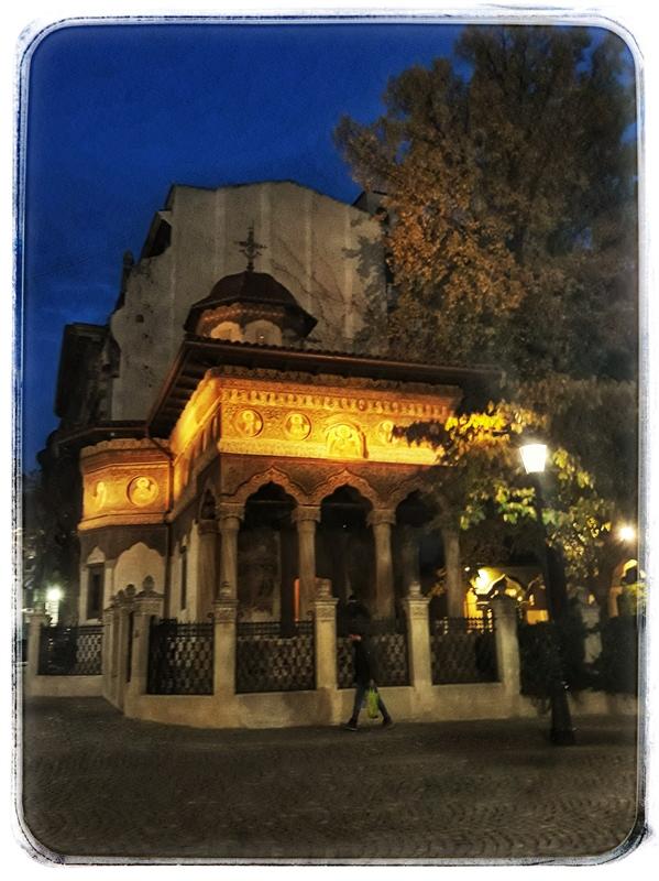 București Mănăstirea Stavropoleos