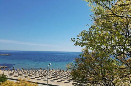 plaja Mangalia sudul litoralului românesc