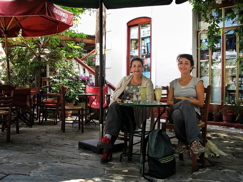 terasa cooperativa de femei Ikaria
